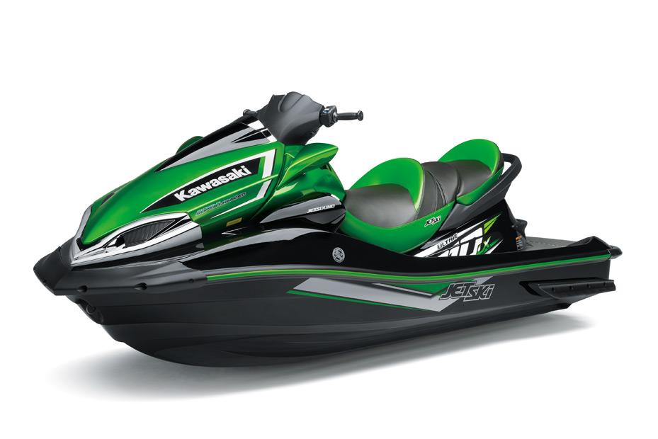 אופנוע ים ULTRA310 LX logo