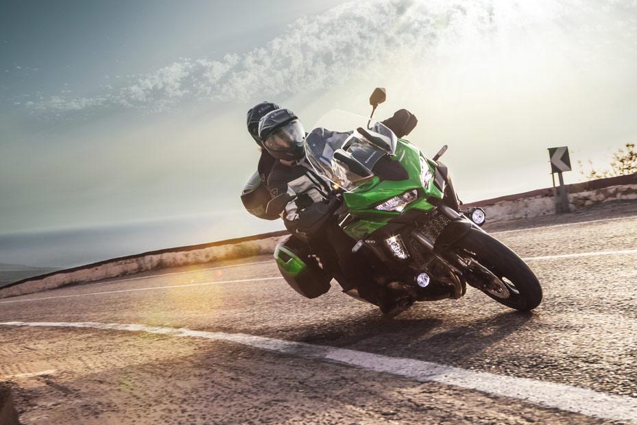 מדהים אופנוע כביש VERSYS-1000 - קוואסאקי KY-19